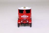 Trackside DG106001; Sentinel Steam Ballast Tractor; Bishop & Sons