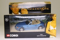 Corgi Classics 04901; James Bond's BMW Z3; Golden Eye, Firing Rockets
