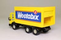 Corgi Classics 59603; Ford Cargo Box Van; Weetabix