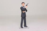 Corgi Classics F04071; James Bond Icon Figure; Pierce Brosnan in Goldeneye