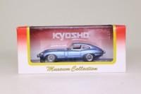 Kyosho 03062B; Jaguar E-Type Coupe 2+2; Metallic Blue
