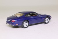 Auto Art 53631; 1998 Jaguar XK8; Coupe; Blue Metallic