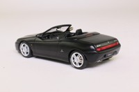 Minichamps 436 120332; 2003 Alfa Romeo Spider; Open Top, Fulda, Satin Black