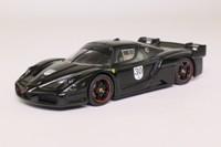 Hot Wheels N5591; 2005 Ferrari FXX; Michael Schumacher, Black