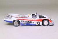 Quartzo QLM99008; Porsche 962C; 1987 24h Le Mans 2nd; Lassig, Yver, de Dryver; RN72