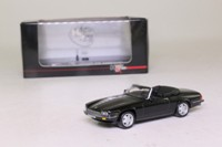 High Speed 64KFB30S; 1991 Jaguar XJS Open Cabriolet; Black