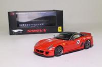 Hot Wheels T6263; Ferrari 599XX; Red, Black