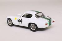 IXO LMC119; Lotus Elite; 1962 24h Le Mans Class Winner; D Hobbes, F Garner; RN44