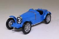 Corgi Classics 00202; Bugatti Type 35; Blue - Legends of Speed