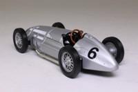 Corgi Classics 00203; 1939 Mercedes-Benz W154 Grand Prix Car; Silver
