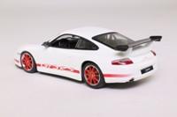 Minichamps 519 436200; Porsche 911 GT3 RS; Top Gear Power Lap; The Stig