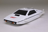 James Bond's Lotus Esprit; Underwater, The Spy Who Loved Me; Corgi Classics 65002