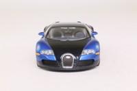 Auto Art 50907; Bugatti Veyron EB 16.4, Black/Blue