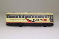 Corgi OOC 43303; Plaxton Premiere Coach; Flightlink: Rt.200 Bristol via Heathrow
