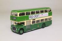 EFE 30601; AEC Renown Bus; King Alfred; 8/9 Stockbridge, Kings Somborne, Broughton