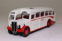 Corgi Classics 97184; AEC Regal Half Cab Coach; Sheffield United Tours; Dest: Blackpool