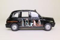 Corgi Classics TY85907; LTI TX1 London Taxi Cab; 2012 London Olympics