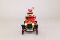 Models of Yesteryear YFE20-M; 1912 Mercedes-Benz Fire Engine; Red & Black, Opening Bonnet