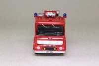 Corgi Classics CC10304; AEC Ergomatic Fire Engine; HCB Angus Water Ladder, Leicester City Fire Brigade