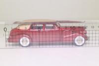 Rextoys; 1938 Cadillac V16 Town Car; Metallic Dark Red