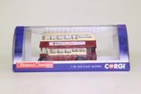 Corgi OOC OM41605B; Crossley DD42 Bus; Lancaster City Transport; 2 Marsh