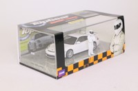 Minichamps 519 436630; Porsche 911 GT2; Top Gear Power Lap; The Stig