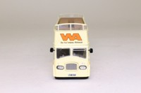 Corgi OOC OM41902; Leyland PD3 Bus 'Queen Mary'; Open Top: Wallace Arnold, Your Local Company - Nationwide
