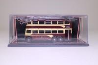 Corgi OOC 43706; Q1 Trolleybus; Cardiff Corporation; Rt 6a Cathedral Rd, Pier Head