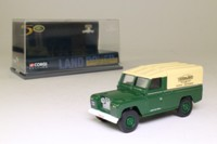 Corgi Classics 07404; Land-Rover Series 2 109; Maidstone and District Motor Services