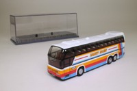 Corgi OOC OM44203; Neoplan Cityliner Coach; Harry Shaw of Coventry, City Cruiser