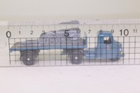 Trackside DG148024; Scammell Scarab; Artic Flatbed, RAF