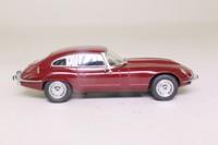 Oxford Diecast JAGV12003; 1971 Jaguar E-Type V12 Coupe; Regency Red