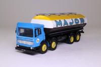 Corgi Classics 97328; AEC Ergomatic Cab; 8 Wheel Rigid Elliptical Tanker, Major