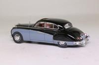 NEO NEO43141; 1956 Jaguar MkVIII; Black & Grey