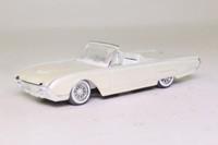 Solido 4517; 1961 Ford Thunderbird; G Sport, Open Cabriolet, Silver