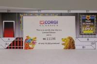 Corgi Classics 27602; Atkinson; 8 Wheel Rigid Flatbed & Trailer, Sheeted Load; Billy Crow & Sons
