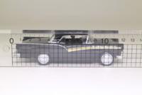 Universal Hobbies 57; James Bond, Ford Fairlane; 500 Sunliner; Thunderball
