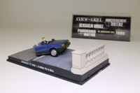 James Bond: Renault 11 Taxi; From A View To A Kill; Universal Hobbies