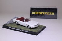 James Bond, Ford Mustang Convertible; Goldfinger; Universal Hobbies