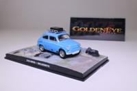 James Bond, Zaz 965A; Golden Eye; Universal Hobbies