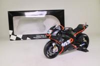 Minichamps 122 163925; Yamaha YZR-M1 Motorcycle; 2016 November Catalunya Test; Valentino Rossi