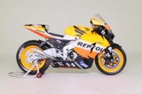 Minichamps 122 061026; Honda RC211V Motorcycle; 2006 MotoGP, Dani Pedrosa; RN26