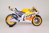 Minichamps 122 131126; Honda RC213V Motorcycle; 2013 MotoGP; Repsol Honda Team; Dani Pedrosa; RN26