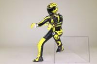 Minichamps 312 110876; Motorcycle Figurine; Valentino Rossi, Valencia Test 2010