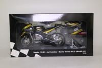 Minichamps 123 113005; Yamaha YZR-M1 Motorcycle; 2011 MotoGP; Monster Yamaha Tech 3; Carl Crutchlow; RN35