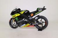 Minichamps 122 153038; Yamaha YZR-M1 Motorcycle; 2015 Moto GP; Monster Yamaha Tech 3; Bradley Smith; RN38