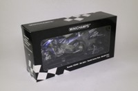 Minichamps 122 113001; Yamaha YZR-M1 Motorcycle; 2011 MotoGP; Yamaha Factory Team; Ben Spies; RN11