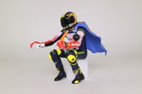 Minichamps 312 970146; 1:12 Scale Motorcycle Figure; 1997 GP 125; Valentino Rossi