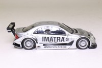 Minichamps 436 063646; Mercedes-Benz C-Class DTM; 2006 Hockenheim Test, Valentino Rossi