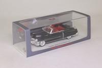 Spark S2922; 1950 Cadlillac Series 61; Open Convertible; Black